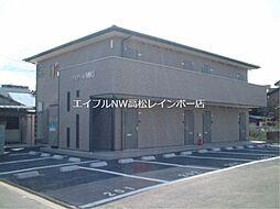 フォブールMIKI[1階]の外観