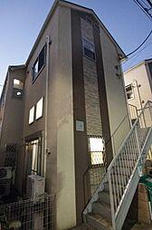 神奈川県横浜市西区西戸部町1丁目の賃貸アパートの外観