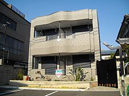ベルコート浜寺石津[102号室]の外観