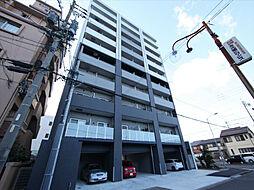 愛知県名古屋市港区港陽3丁目の賃貸マンションの外観