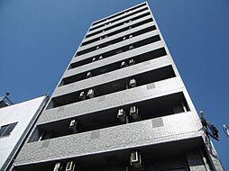 エスリード天王寺[4階]の外観
