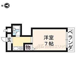 京都市営烏丸線 北山駅 徒歩4分