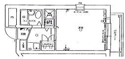 ネオディー夙川[309号室]の間取り