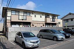 広島県広島市佐伯区三筋1丁目の賃貸アパートの外観