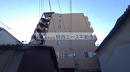クイーンライフ勝山北[2階]の外観