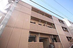 香川県高松市福田町の賃貸マンションの外観