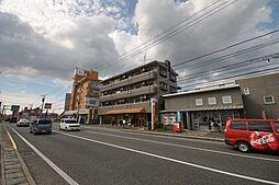福岡県春日市日の出町6の賃貸マンションの外観