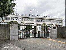 昭島市立拝島第一小学校 距離450m