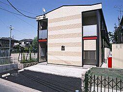 埼玉県さいたま市桜区田島1丁目の賃貸アパートの外観
