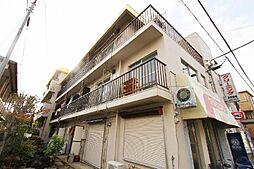 埼玉県川口市西青木3丁目の賃貸マンションの外観