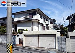 [一戸建] 三重県四日市市三滝台4丁目 の賃貸【/】の外観