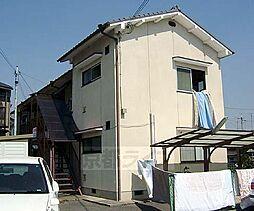 京都府京都市右京区梅津上田町の賃貸マンションの外観