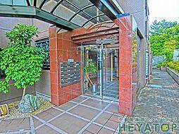 愛知県名古屋市瑞穂区井戸田町4の賃貸マンションの外観