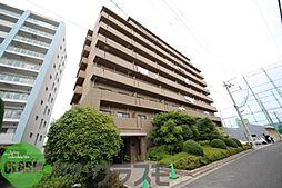 大阪府東大阪市御厨栄町3丁目の賃貸マンションの外観