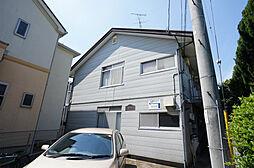 三田ハイツ[102号室]の外観