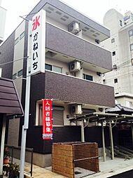兵庫県尼崎市西御園町の賃貸アパートの外観