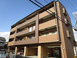 キラクマンション[305号室]の外観