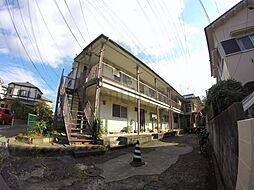 大阪府箕面市桜6丁目の賃貸アパートの外観