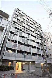 大阪府大阪市北区池田町の賃貸マンションの外観