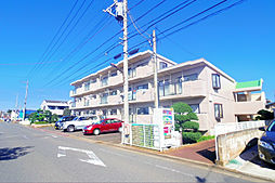 東京都清瀬市中清戸1丁目の賃貸マンションの外観