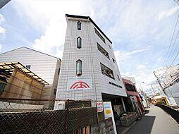 OMレジデンス上新庄駅前[3階]の外観