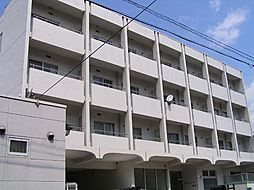 大阪府茨木市駅前4丁目の賃貸マンションの外観