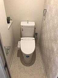 シャワートイレ完備です