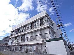 FUJIマンション[3階]の外観