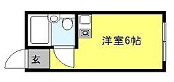 神ノ木駅 2.5万円