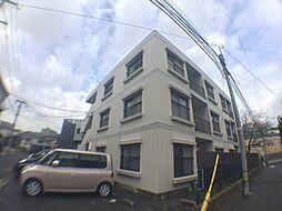 鹿児島県鹿児島市紫原6丁目の賃貸マンションの外観