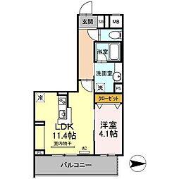 高城駅 5.9万円