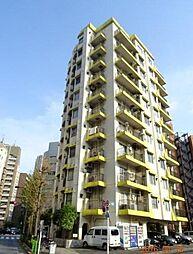 八丁堀東豊エステート[9階号室]の外観
