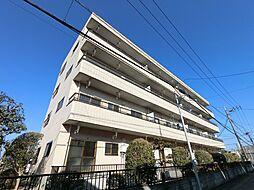 千葉県千葉市稲毛区園生町の賃貸マンションの外観