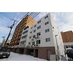 札幌市営東西線 西18丁目駅 徒歩13分の賃貸マンション