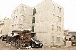 北海道札幌市白石区東札幌四条4丁目の賃貸マンションの外観