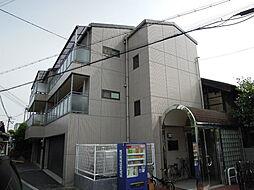 メゾンドール若江北[3階]の外観