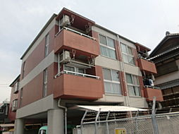 高知県高知市薊野西町2丁目の賃貸マンションの外観