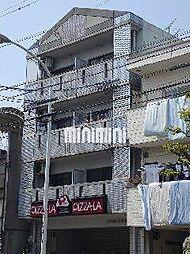 コアパレス安西[4階]の外観