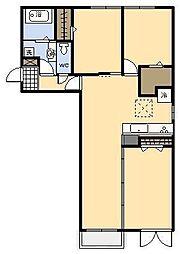 (新築)コンフォール柳丸[105号室]の間取り