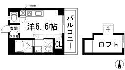 吉永鼓ヶ滝駅前[3階]の間取り