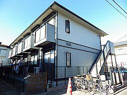 富士見ハイツB[103号室]の外観