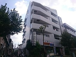 バックウィート中村[2階]の外観
