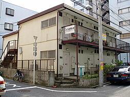 東京都江戸川区西葛西6丁目の賃貸アパートの外観