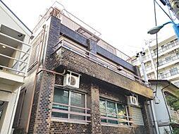 東京都新宿区百人町1丁目の賃貸マンションの外観