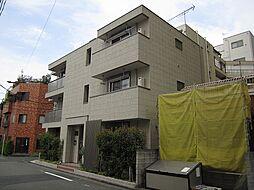 東京都府中市緑町3丁目の賃貸マンションの外観