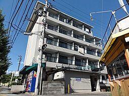 京都府京都市北区紫野大徳寺町の賃貸マンションの外観