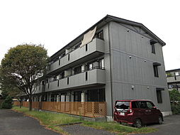 神奈川県秦野市新町の賃貸アパートの外観