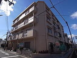 兵庫県明石市上ノ丸1丁目の賃貸マンションの外観