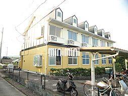 ピースフルハウス[2階]の外観