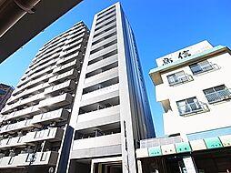 東京都足立区千住大川町の賃貸マンションの外観